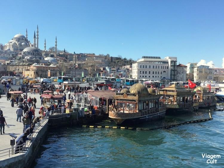 istambul bosforo