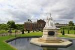 Kensington Gardens, um parque charmoso