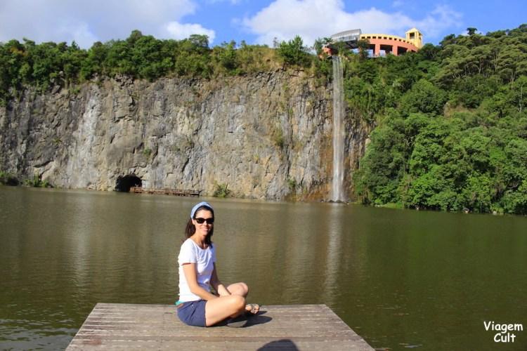 Ponto turistico de Curitiba - parque-tangua