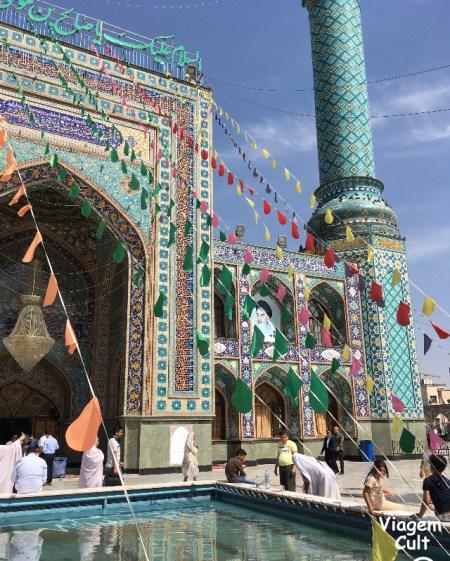 mesquitas - irã
