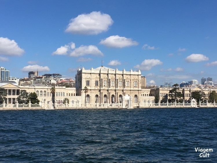 Palacio Dolmabahçe istambul