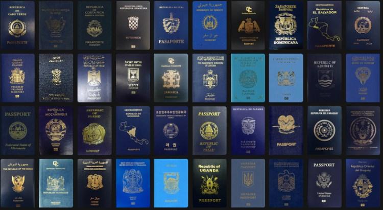 passaportes-azuis