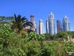 Reserva ecológica, ar puro em B. Aires