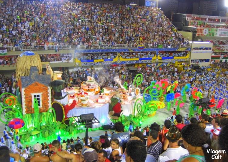 carnaval sapucai