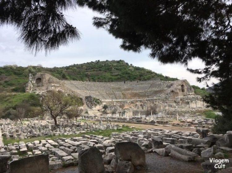 anfiteatro éfeso turquia