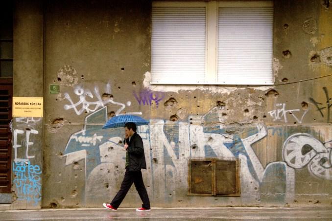 Sarajevo, capital da Bósnia
