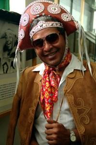 Adélio Lima, sósia do Rei do Baião