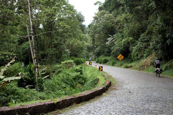 Estrada da Graciosa, no Paraná