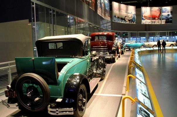 Tour pela fábrica da Ford, em Detroit (foto: Eduardo Vessoni)