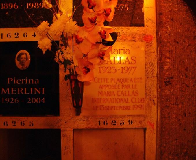 Túmulo de Maroa Callas (foto: Giorgio Monteforti/ Flickr-Creative Commons)