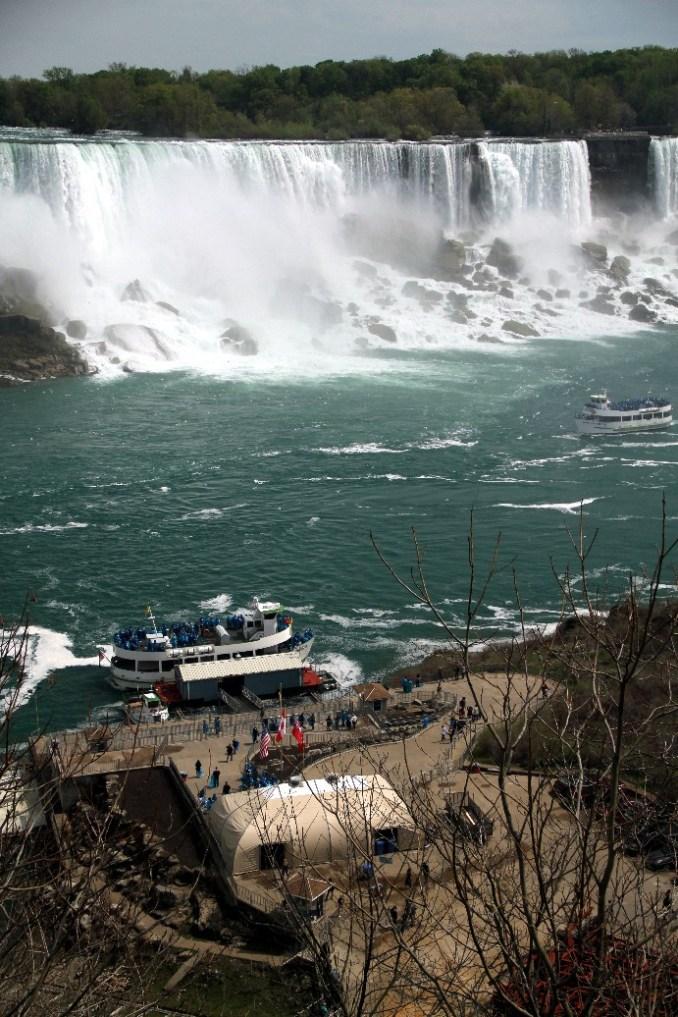 Niagara Falls (foto: Eduardo Vessoni)