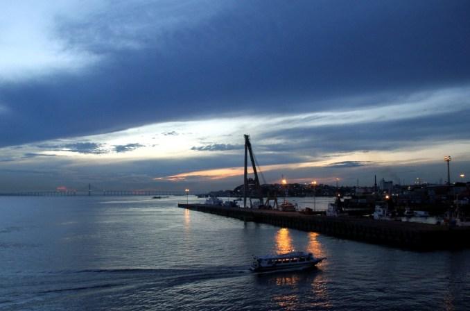 Porto de Manaus (foto: Eduardo Vessoni)
