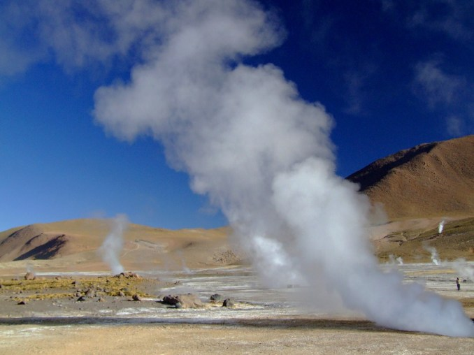 Tatio, Deserto do Atacama (foto: Eduardo Vessoni)