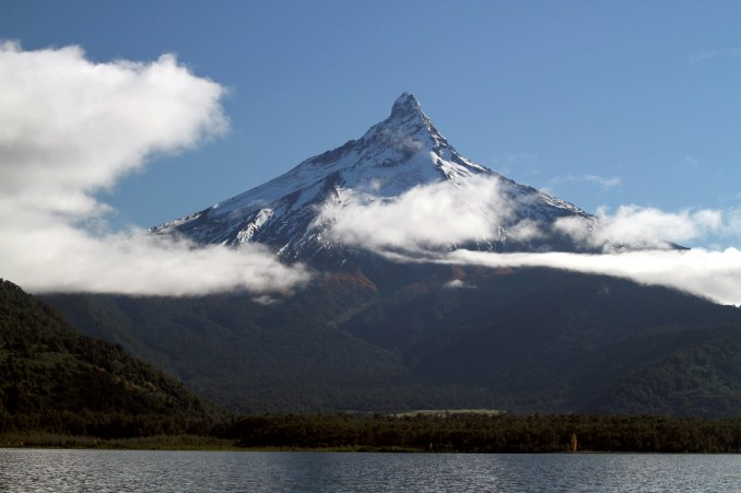 Vulcão Puntiagudo (foto: Eduardo Vessoni)