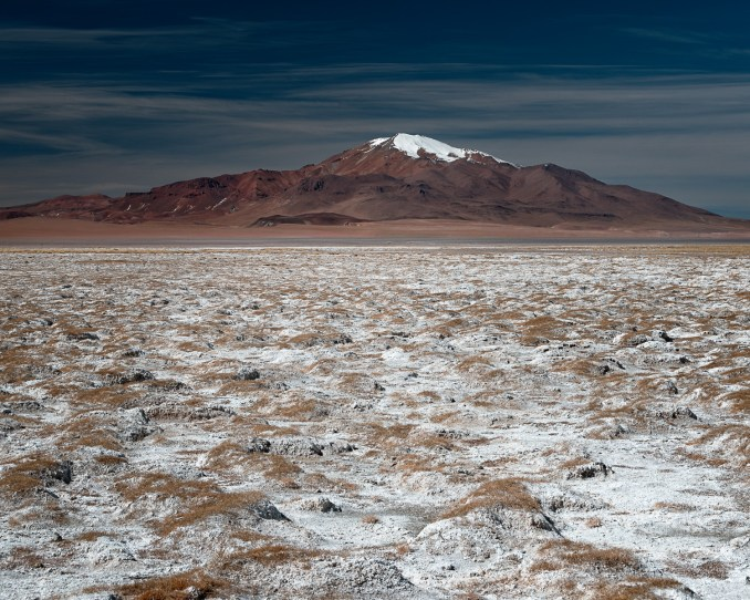 Salar de Tara, no Atacama (foto: Mike Green / Flickr, Creative Commons)