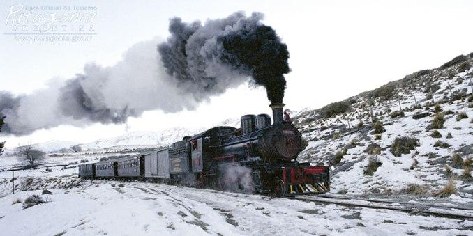 Tren del Fin del Mundo, no Ushuaia, na Patagônia argentina (foto: Divulgação)