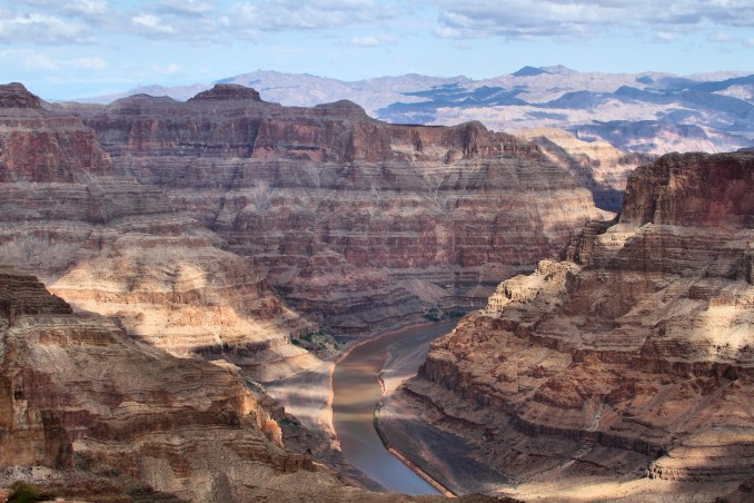 Vista do Grand Canyon (foto: Airwolfhound / Flickr - Creative Commons)
