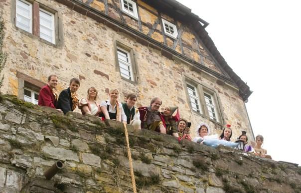 Hotel Burg Sababurg, no castelo original da Rapunzel (foto: Trendelburg Castle Hotel/Divulgação)