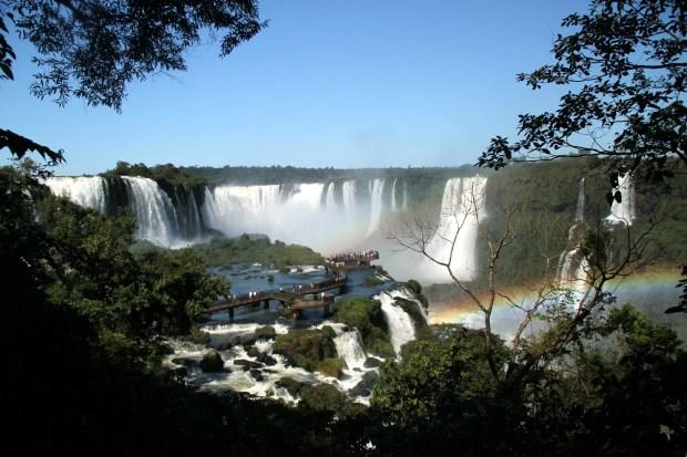 Cataratas do Iguaçu (foto: Eduardo Vessoni)