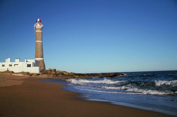 Farol de José Ignacio, no Uruguai (foto: Eduardo Vessoni)