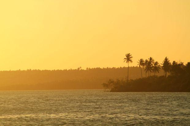 Pôr do sol na Creparia Marinas, em Pipa (foto: Eduardo Vessoni)