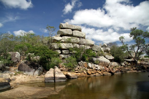 Saca de Lã, em Cabaceiras, no interior da Paraíba (foto: Eduardo Vessoni)