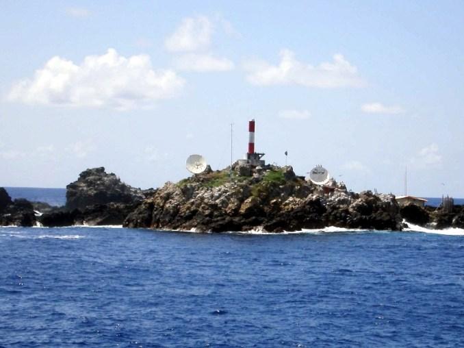 Arquipélago de São Pedro e São Paulo (foto: Wikimedia Commons)