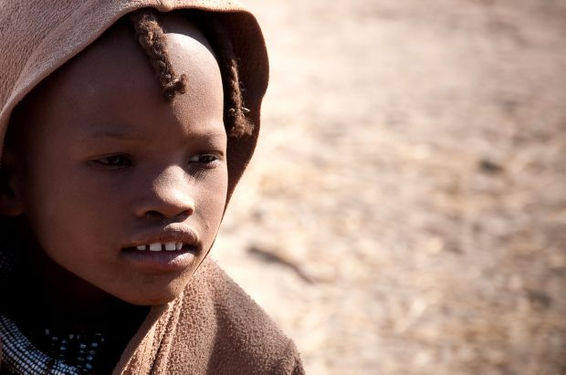 Himba, na Namíbia (foto: yannboix/Flickr - Creative Commons)