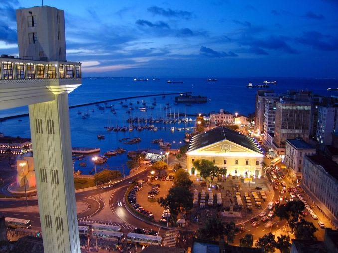 A capital da Bahia é um dos 10 melhores destinos brasileiros, segundo votação no site TripAdvisor (foto: Rodrigo Suriani)