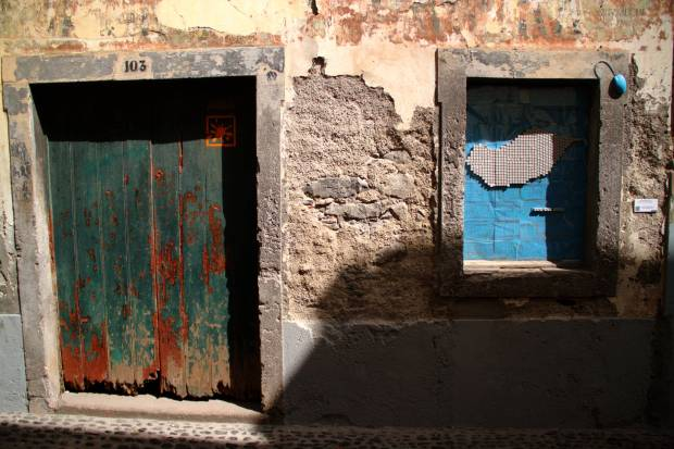 """Projeto """"Portas Abertas"""", em Funchal, na ILha da Madeira (foto: Eduardo Vessoni)"""