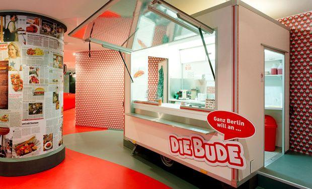 Currywurst Museum, em Berlim (foto: Divulgação)