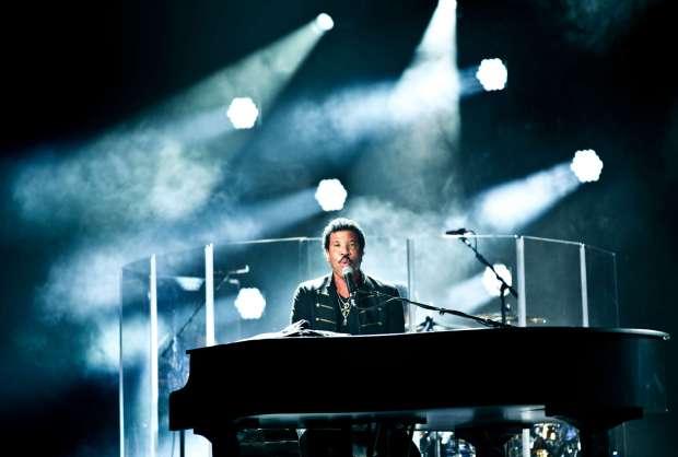 Lionel Ritchie faz show no Montreux Jazz Festival, no dia 11 de julho (foto: Universal Music/Divulgação)