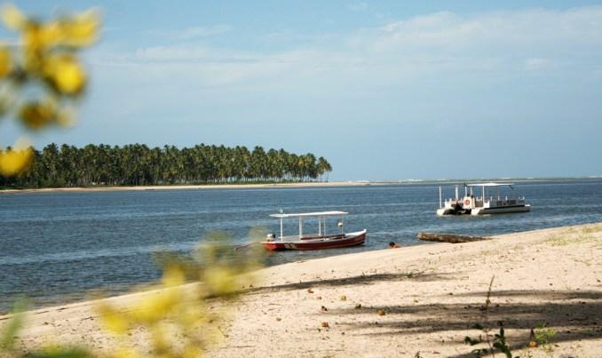 Praia de Carneiros, no litoral sul de Pernambuco (foto: Karla Vidal/Flickr-Creative Commns)