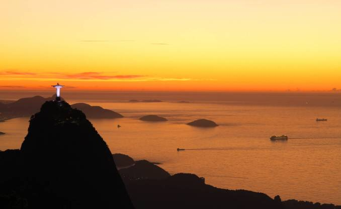 Parque Nacional da Tijuca, no Rio de Janeiro (foto: Parque da Tijuca/Divulgação)