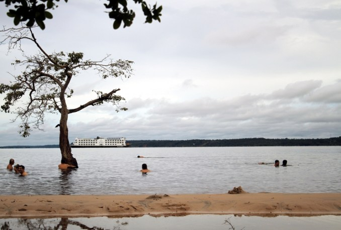 Praia do Tupé (foto: Eduardo Vessoni)