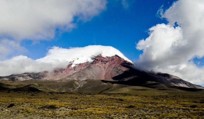 Vulcão Chimborazo (foto: Florent Figon/Flickr-Creative Commons)