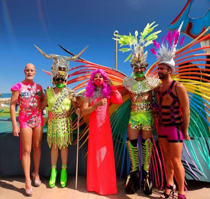A espanhola Sitges, na Província de Barcelona, é uma das 10 cidades mais gay friendly do mundo, segundo o site Pride (foto: Ybridex AngeloDemon/Flickr-Creative Commons)