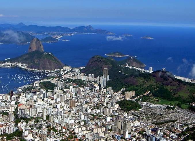 CORCOVADO: (foto: Ramon Llorensi/Flickr-Creative Commons)