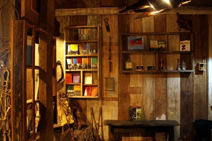Livraria Miragem, em São Francisco de Paula, na Serra Gaúcha (foto: Eduardo Vessoni)