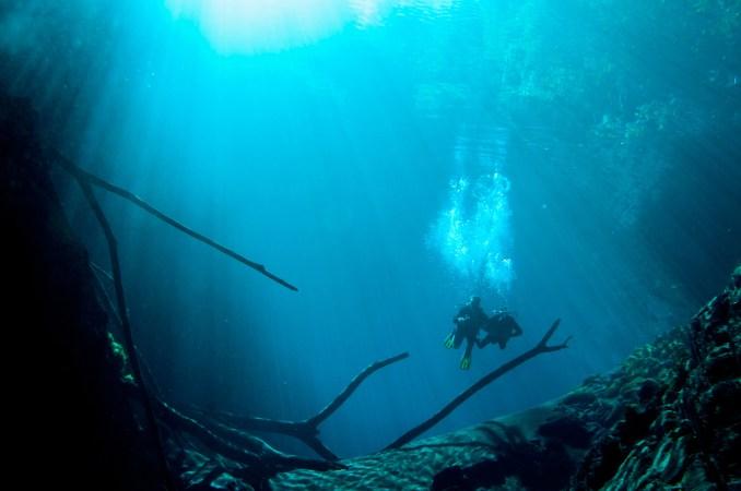 Lagoa Misteriosa (foto: Scuba Diving/Thyago Sabino)