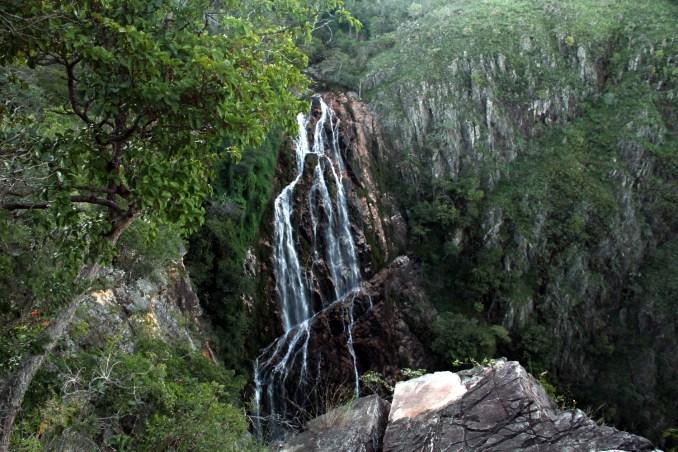 Cachoeira Ave Maria (foto: Eduardo Vessoni)