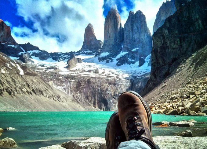 Torres del Paine, na Patagônia chilena foto: Douglas Scortegagna/Flickr-Creative Commons