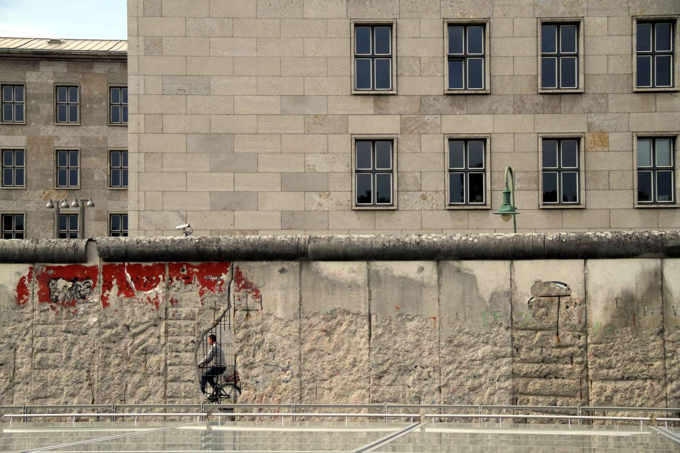 Topografia do Terror, em Berlim (foto: Eduardo Vessoni)