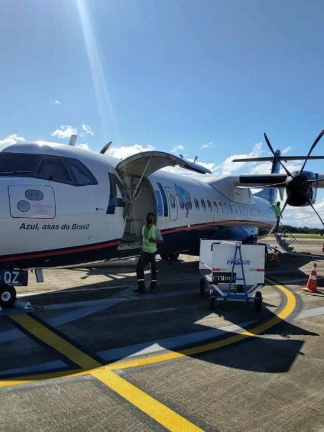 Azul anuncia novos voos para o Nordeste