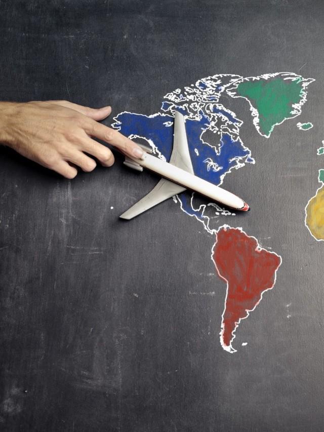 Melhores companhias aéreas da América do Sul