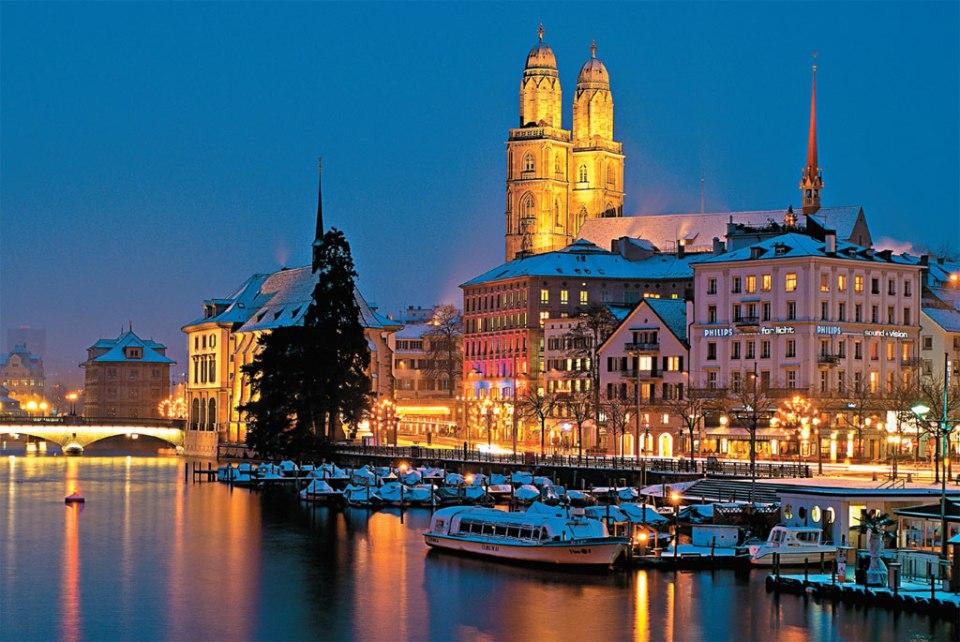 Zurique: quando ir, como circular, passeios, hotéis e mais | Viagem e  Turismo