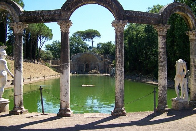 🏛️ Patrimônios UNESCO perto de Roma: Villa Adriana e Villa d'Este,Tivoli