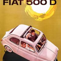 Made in Italy: Dolce & Gabbana, Fiat 500, etc.