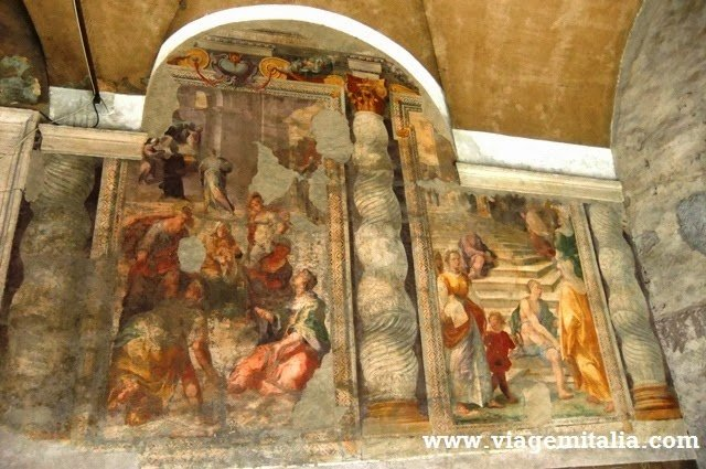 """Roma Secreta: Basílica """"dei Santi Quattro Coronati"""""""