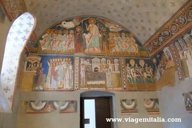 Roma secreta: Basílica dei Santi Quattro Coronati